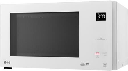 LG LMC1575X NeoChef Countertop Microwave Oven With 1.5 cu. ft. Oven Capacity, Smart Inverter, EasyClean Interior, SmoothTouch Glass Touch + Keypad, Sensor Cook, Sensor Reheat, Hexagonal Stable Ring, 1.0 W LED Lamp, in