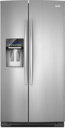 Whirlpool GSS26C4XXF Freestanding Side by Side Refrigerator