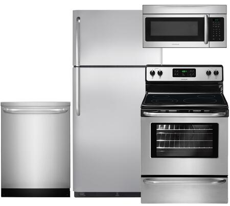 Frigidaire 454402 Kitchen Appliance Packages