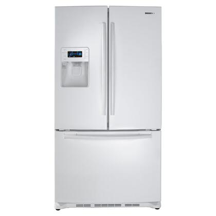 Samsung Appliance RF267AEWP  French Door Refrigerator with 25.5 cu. ft. Capacity in White
