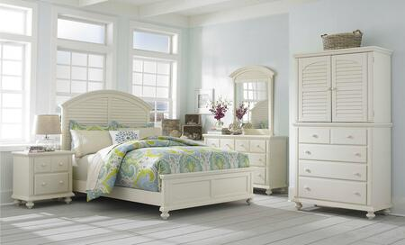 Broyhill 4471QPBNMCDM Seabrooke Queen Bedroom Sets
