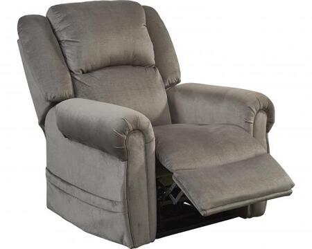 Catnapper 4859190328 Spencer Series Fabric Metal Frame  Recliners