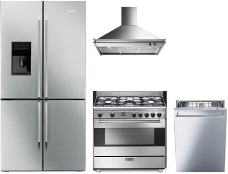 Smeg 798729 Kitchen Appliance Packages
