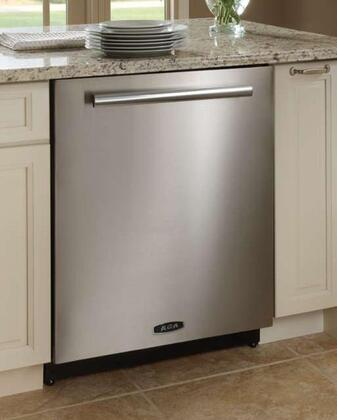 AGA APRODWSS PRO Plus Series Built-In Fully Integrated Dishwasher with in Stainless Steel