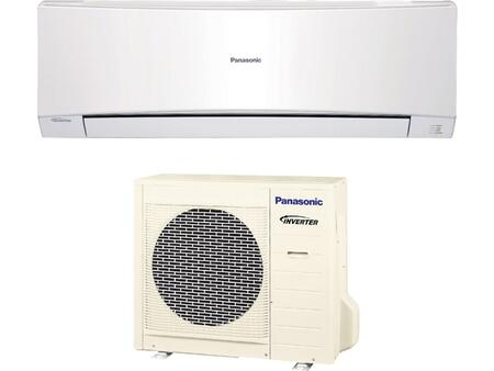Panasonic S12NKU1 Mini Split Air Conditioner Cooling Area,