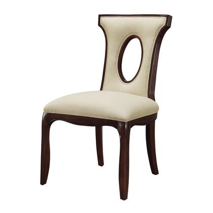 Sterling 6071244 Blakemore Series Contemporary Fabric Wood Frame Dining Room Chair