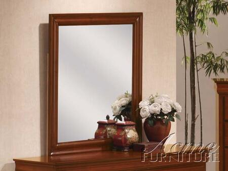 Acme Furniture 00394 Louis Philippe Series Rectangular Portrait Dresser Mirror