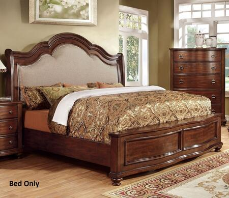 Furniture of America CM7350CKBED Bellavista Series  California King Size Bed