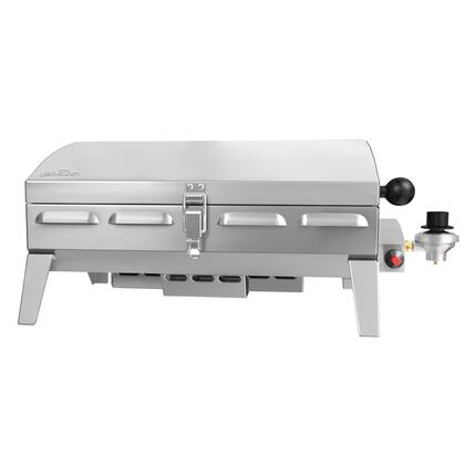 Napoleon Ptss165p Portable Grill In Stainless Steel