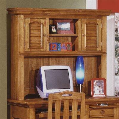 American Woodcrafters 65X0546 Computer Hutch in XXX Finish