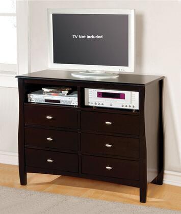 Furniture of America CM7805TV Brooklyn Series  Chest
