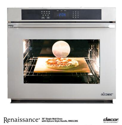 "Dacor RNO130FS 30"" Single Wall Oven, in Stainless Steel with Flush Handle"