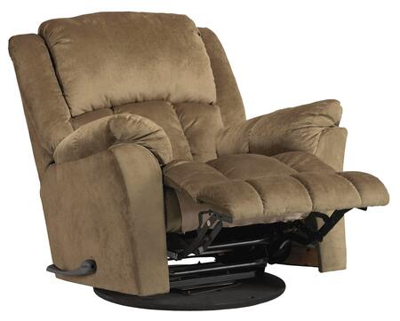 Catnapper 45165183136 Gibson Series Contemporary Suede Metal Frame  Recliners