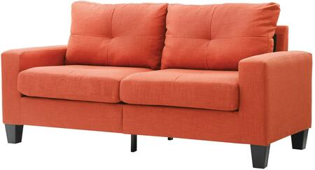 Glory Furniture G473AS Newbury Series Modular Fabric Sofa