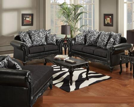 Chelsea Home Furniture 726305SLC Lolita Living Room Sets