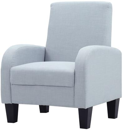 Glory Furniture G214C Newbury Series Armchair Fabric Accent Chair