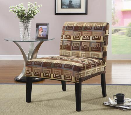 Coaster 900185  Fabric Accent Chair