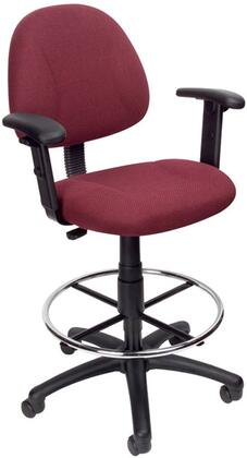 "Boss B1616BY 25"" Adjustable Contemporary Office Chair"