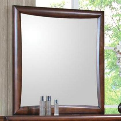 Coaster 200644 Hillary and Scottsdale Series Rectangular Portrait Dresser Mirror