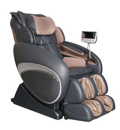 Osaki OS4000BLACKBEIGE Full Body Shiatsu/Swedish Massage Chair