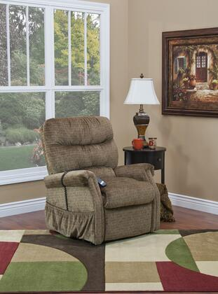MedLift 1193CAH Contemporary Wood Frame  Recliners