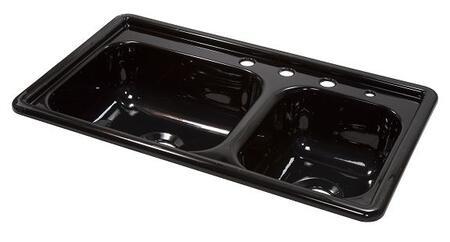 Lyons DKS22R35 Kitchen Sink
