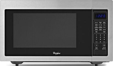 Whirlpool WMC30516AS Countertop Microwave