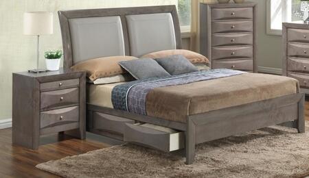 Glory Furniture G1505DDFSB2N G1505 Full Bedroom Sets