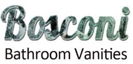 Bosconi Bosconi A130BGU Tempered Glass Single Vanity Top