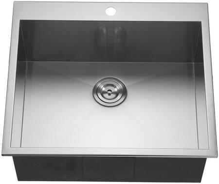 Ruvati RVH8010 Kitchen Sink