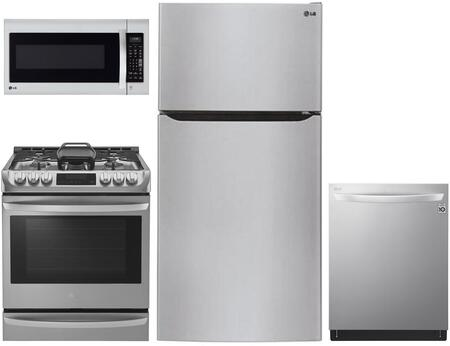 LG 729363 Kitchen Appliance Packages