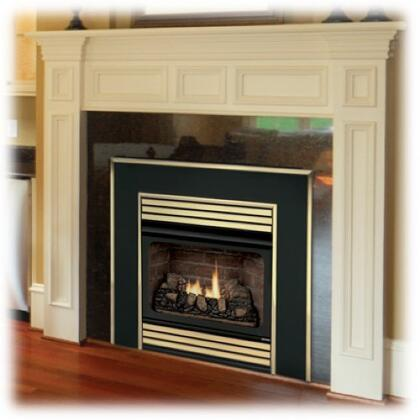 Majestic DBX24NTC  Vent Free Natural Gas Fireplace