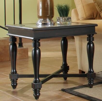 Broyhill 4026000 Mirren Pointe Series Traditional Square End Table