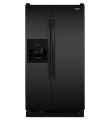 Whirlpool ED2FHEXVB Freestanding Side by Side Refrigerator