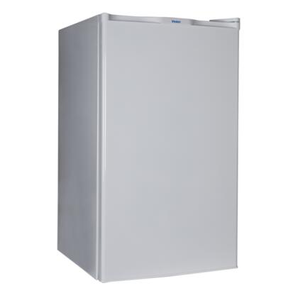 """Haier HNSE04 19"""" Freestanding Compact Refrigerator with 4 cu.ft. Capacity, Glass Field Reversible Doors"""