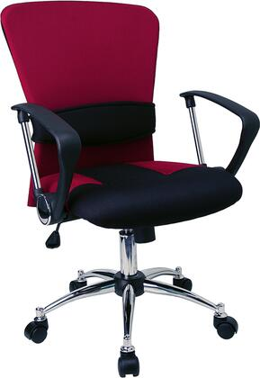 "Flash Furniture LFW23REDGG 23.75"" Contemporary Office Chair"