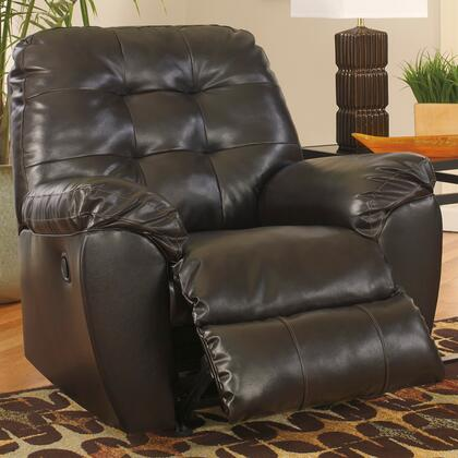 Alliston Recliner Brown