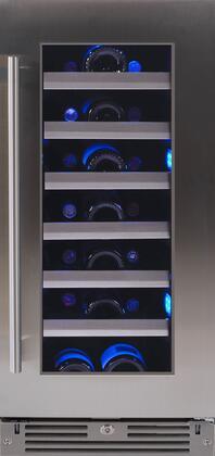 XO XOU15WGSR Wine Cooler