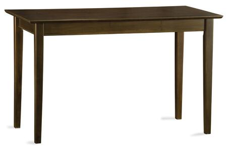 Atlantic Furniture H79184 Shaker Series  Wood Desk