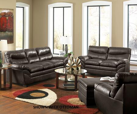 Simmons Upholstery 9515030201SOHOESPRESSO Living Room Sets