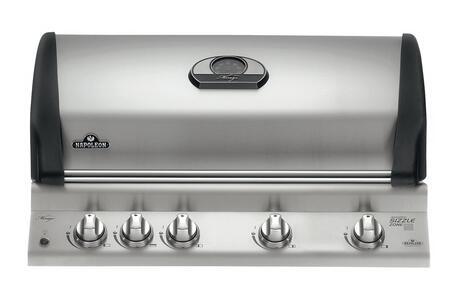 Napoleon BIM605RBINSS1 Built In Liquid Propane Grill