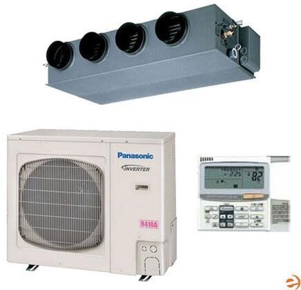 Panasonic 36PEF1U6 Mini Split Air Conditioner Cooling Area,