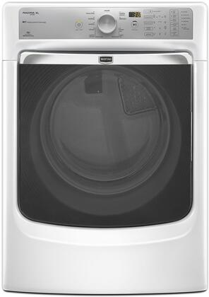 "Maytag MGD8000AW 27"" Gas Dryer 