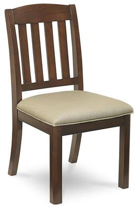 Samuel Lawrence 8468452 Expedition Series Armless Fabric Wood Frame Accent Chair