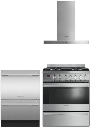 Fisher Paykel 718623 Kitchen Appliance Packages