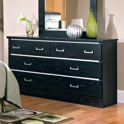 Standard Furniture 51009A Espresso Series Wood Dresser