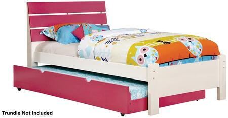 Furniture of America CM7626PKTBED Kimmel Series  Twin Size Bed