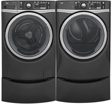 GE 733786 Washer and Dryer Combos