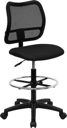 "Flash Furniture WLA277BKDGG 22"" Contemporary Office Chair"