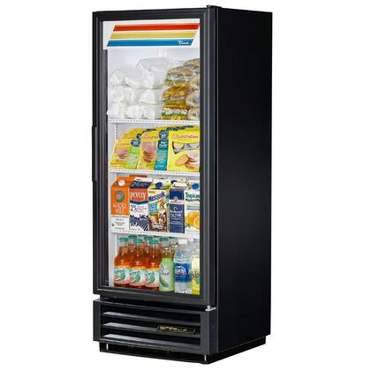 True GDM-12F 12 Cu. Ft. Glass Door Merchandiser with LED Lighting, 1/5 HP and Thermal Insulated Glass Swing-Doors